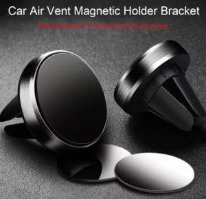 Магнитна стойка / държач за телефон за кола 5