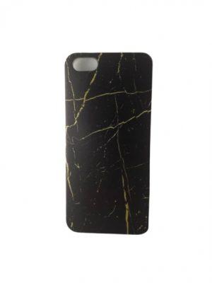 Силиконов калъф за iPhone 5C черен