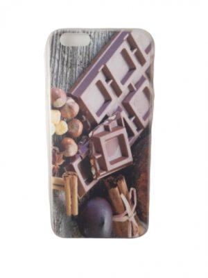 Калъф за iPhone 6/6S шоколад