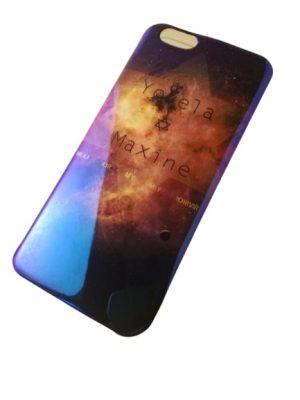 Силиконов калъф за iPhone 6/6S гланц