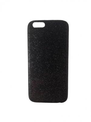 Калъф за iPhone 6/6S черен, блестящ