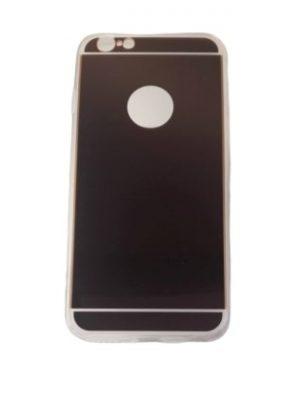Калъф за iPhone 6/6S огледален пепел от рози