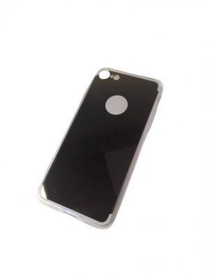 Калъф за iPhone 6/6S огледален бежов 2
