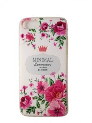 Калъф за iPhone 7/8 на цветя