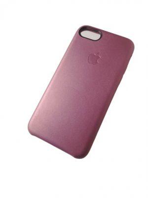 Кожен калъф за iPhone 7/8 пепел от рози 2