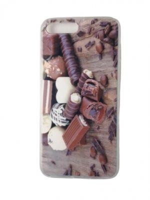 Калъф за iPhone 7/8 Plus шоколад