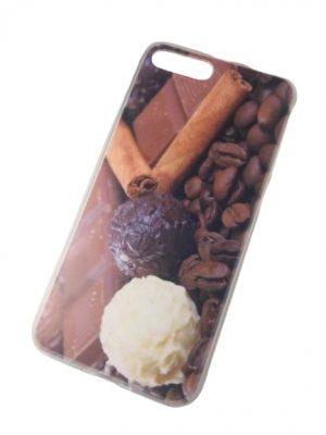 Калъф за iPhone 7/8 Plus шоколадово изкушение 2