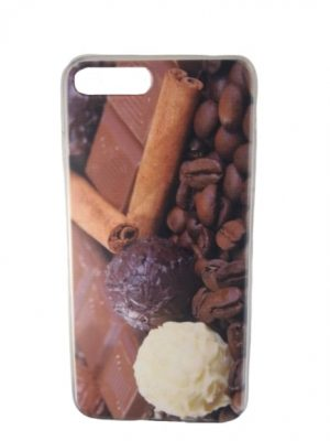 Калъф за iPhone 7/8 Plus шоколадово изкушение