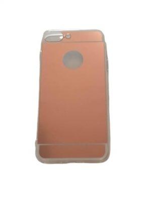 Калъф за iPhone 7/8 Plus огледален пепел от рози