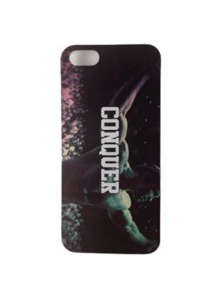 Твърд калъф за iPhone 5C Conquer