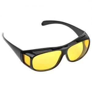 очила за нощно шофиране жълти