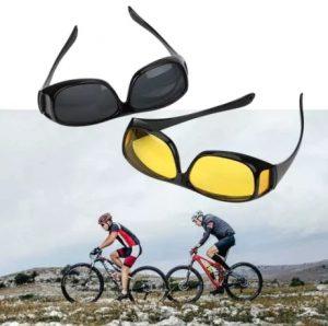 Поляризирани очила за шофиране през деня и нощта 2