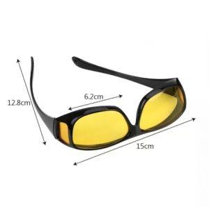 Поляризирани очила за шофиране през деня и нощта 3