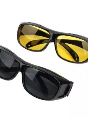 Поляризирани очила за шофиране през деня и нощта