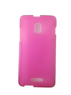 Силиконов калъф за Alcatel OneTouch Pop Star 3G (5022D) лилав
