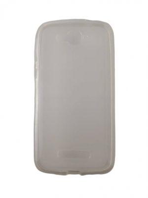 Силиконов прозрачен калъф за Alcatel One Touch Pop C7 (7040)