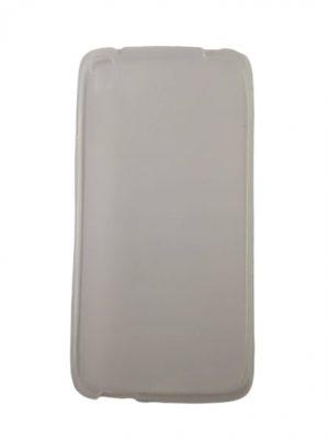 Силиконов калъф за Alcatel One Touch Idol 3 5,5 инча прозрачен