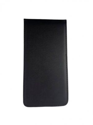 Кожен калъф тип тефтер за Huawei P8 черен