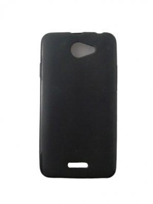 Калъф за HTC Desire 516/316 силиконов черен гланц