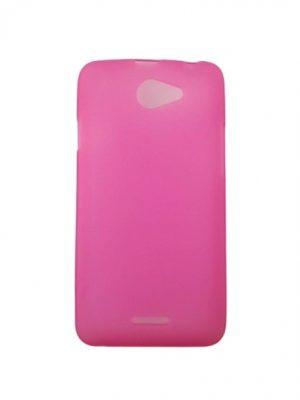 Калъф за HTC Desire 516/316 силиконов лилав