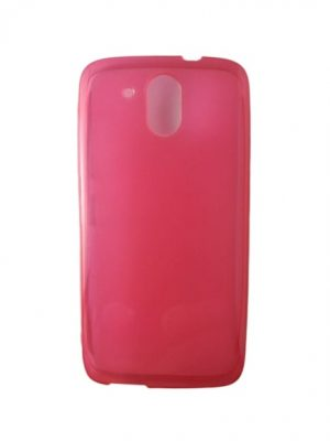 Силиконов калъф за HTC Desire 526G розов