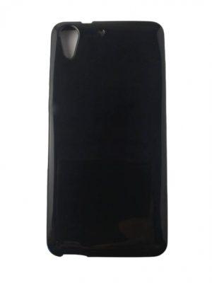 Калъф за HTC Desire 728/728G черен, гланц