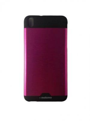 Твърд калъф за HTC Desire 800/816 лилав