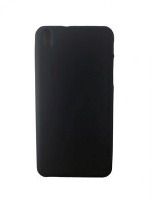 Силиконов калъф за HTC Desire 800/816 черен, мат