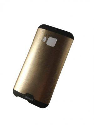 Твърд гръб за HTC One M9 златист 2