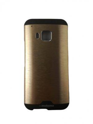 Твърд гръб за HTC One M9 златист