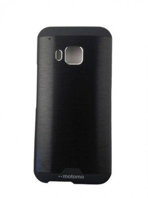 Твърд гръб за HTC One M9 черен