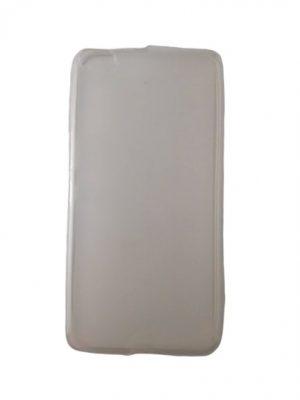 Силиконов калъф за HTC One X9 прозрачен