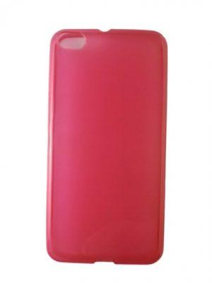 Силиконов калъф за HTC One X9 розов