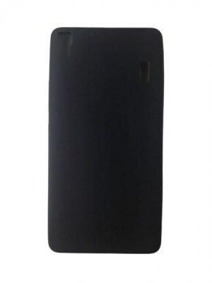 Силиконов калъф за Lenovo A7000 черен, мат