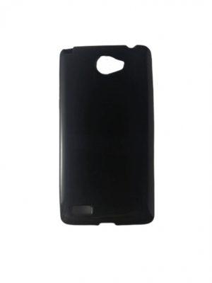 Силиконов калъф за LG Bello II / 2 черен