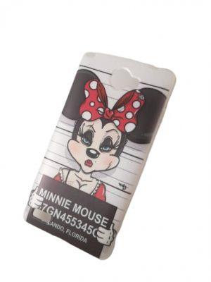 Силиконов калъф за LG Bello II / 2 Minnie Mouse 2