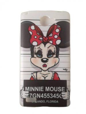 Силиконов калъф за LG Bello II / 2 Minnie Mouse