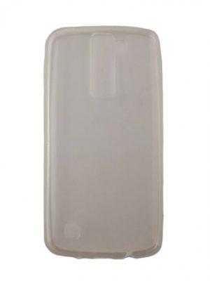 Силиконов калъф за LG K8 прозрачен