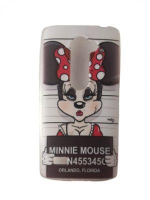 Силиконов калъф за LG Leon Minnie Mouse