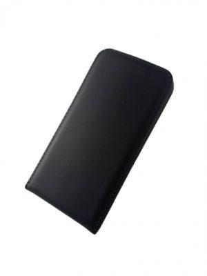 Кожен калъф тип тефтер за Lenovo Vibe K5 / K5 Plus / A6020 черен 2