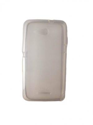 Калъф за Sony Xperia E4g силиконов прозрачен