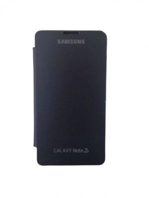 Флип калъф за Samsung Galaxy Note 3 тъмно син