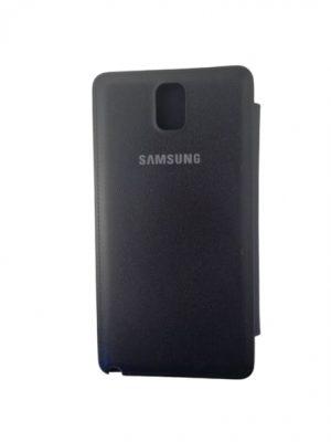 Флип калъф за Samsung Galaxy Note 3 тъмно син 3