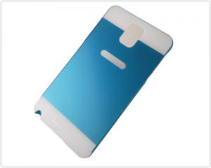 Твърд калъф за Samsung Galaxy Note 3 светло син 2