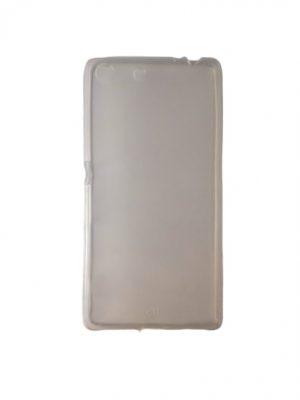 Силиконов калъф за Sony Xperia M5 прозрачен