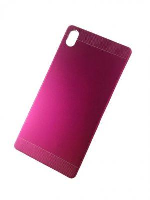 Твърд калъф гръб за Sony Xperia Z3 лилав 2