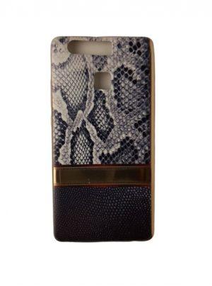 Силиконов калъф за Huawei P9 имитация змийска кожа