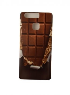 Твърд калъф за Huawei P9 шоколад