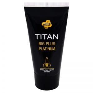 Titan Gel за уголемяване на пениса