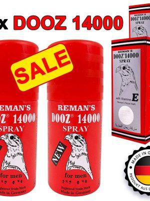 Dooz 14000 Спрей за забавяне на ерекцията